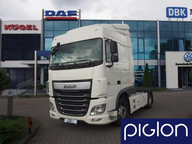DAF XF 460 FT Euro 6 SpaceCab Standard Automat 2014