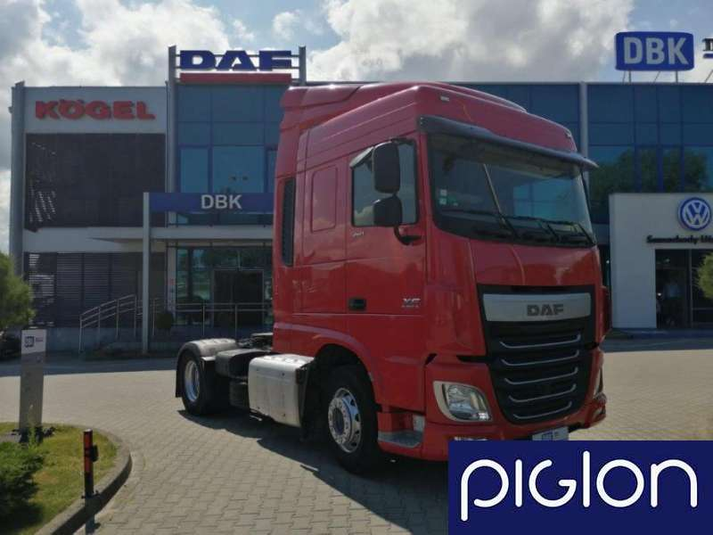 DAF XF 460 FT Euro 6 Automat SpaceCab 2015 | ID 1135