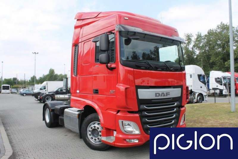 DAF XF 460 FT Euro 6 Automat SpaceCab 2015