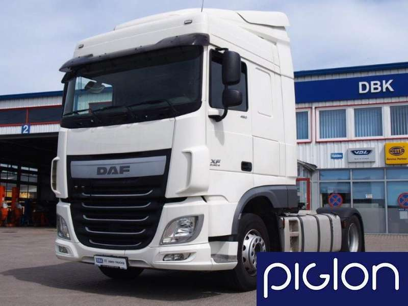 DAF XF 460 FT Euro 6 SpaceCab Standard Automat 2015 | ID 1137
