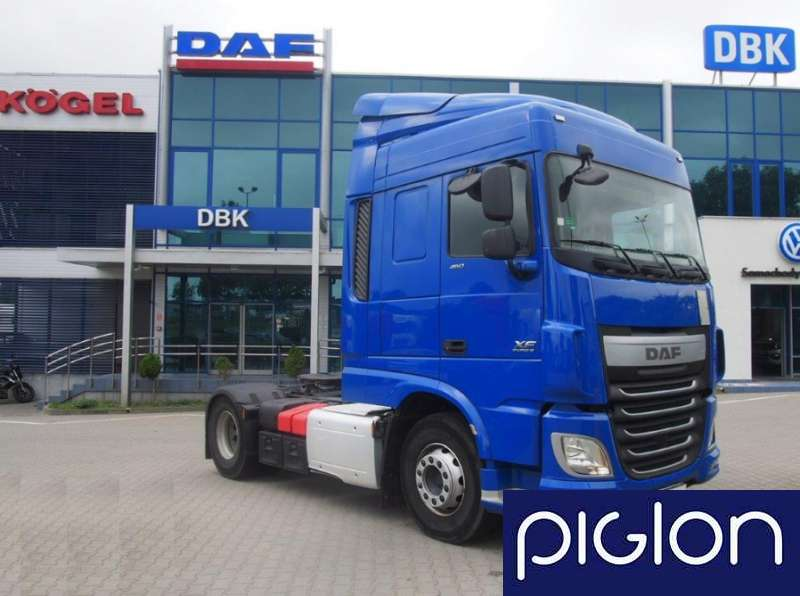 DAF XF 460 FT Euro 6 SpaceCab Standard Automat 2015 | ID 1138