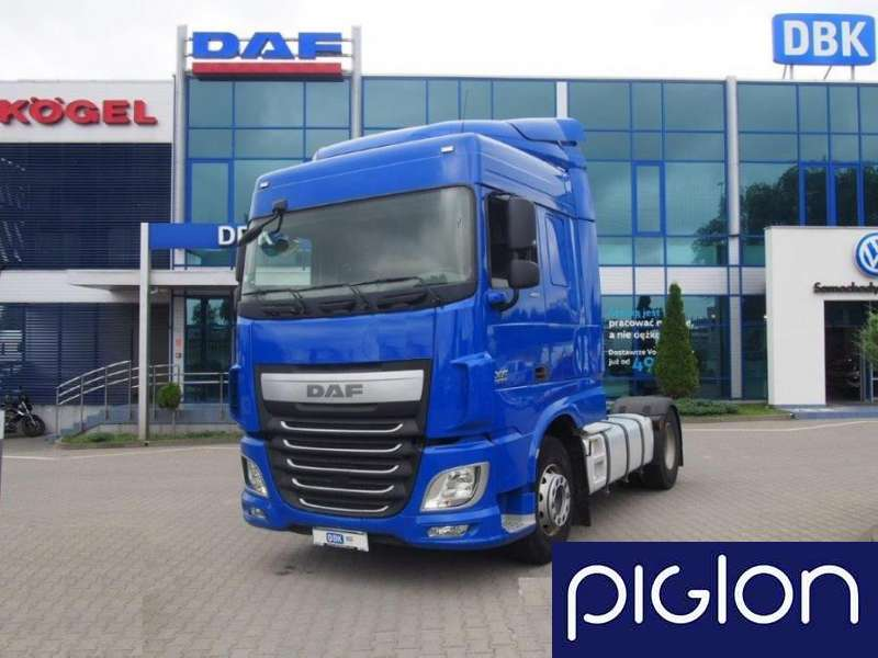 DAF XF 460 FT Euro 6 SpaceCab Standard Automat 2015 | ID 1139