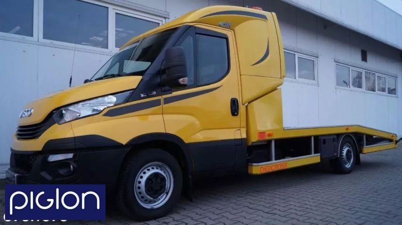 Iveco Daily 35S18  3.0 180KM 2018