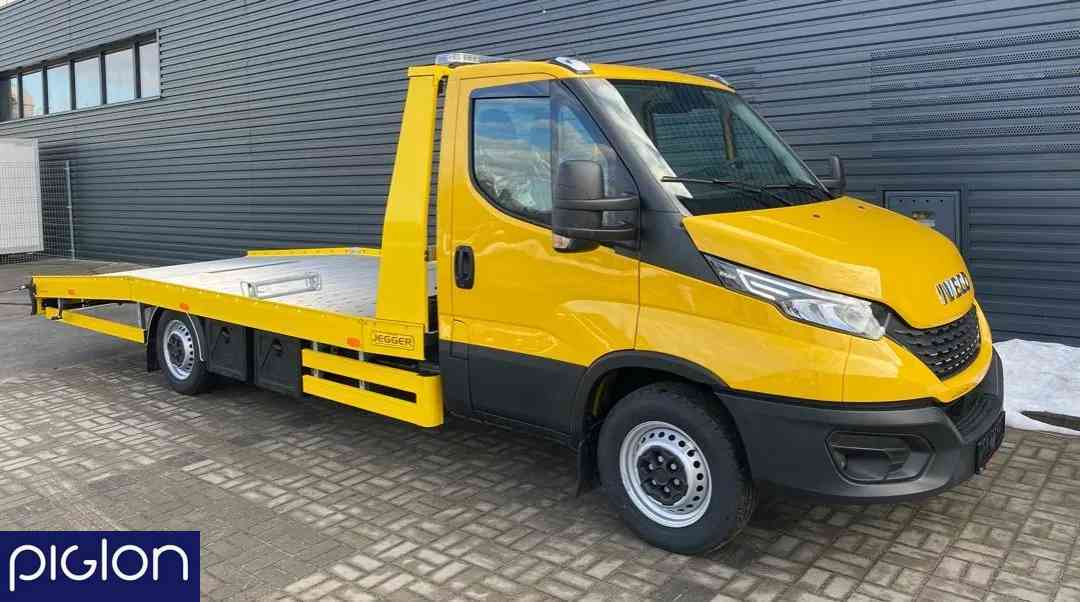 Iveco Daily 35S18 Autolaweta 3.0 HPI 180KM 2021 3os | ID 2204