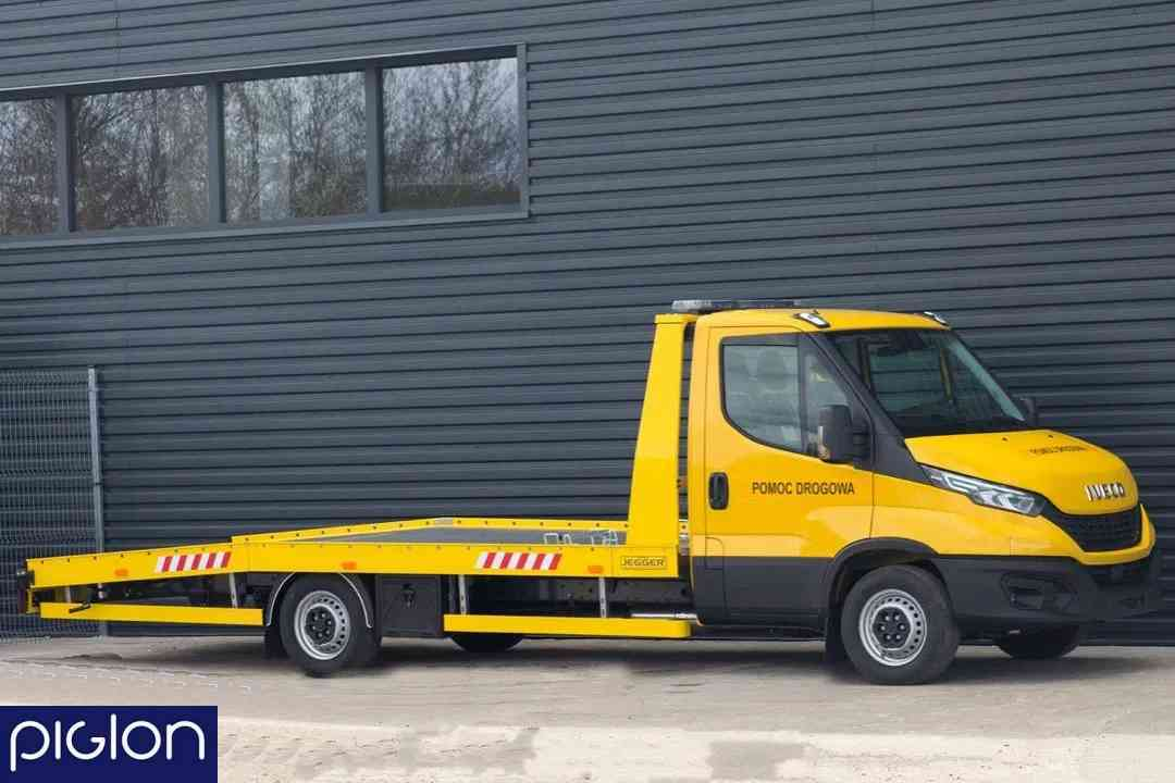 Iveco Daily 35S18 Autolaweta 3.0 HPI 180KM 2021 3os | ID 2392